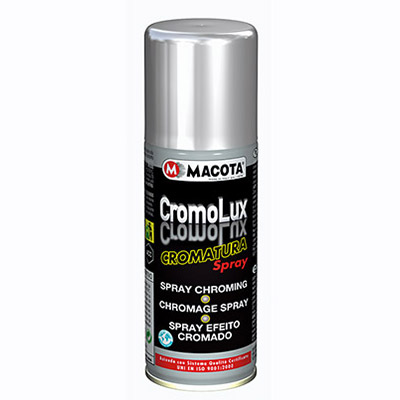 Vernice effetto Cromo spray, 200 ml