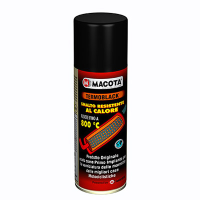 Vernice Spray resistente al calore - 200 ml