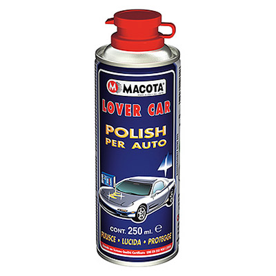 Lover Car - Polish per Auto da 250 ml