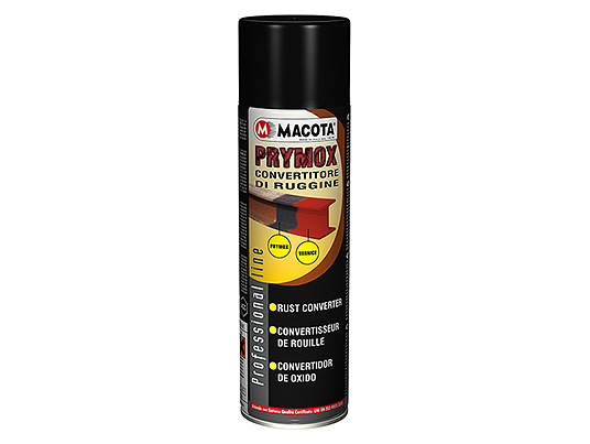 Prymox: Convertitore di ruggine spray, blocca la ruggine definitivamente 500ml
