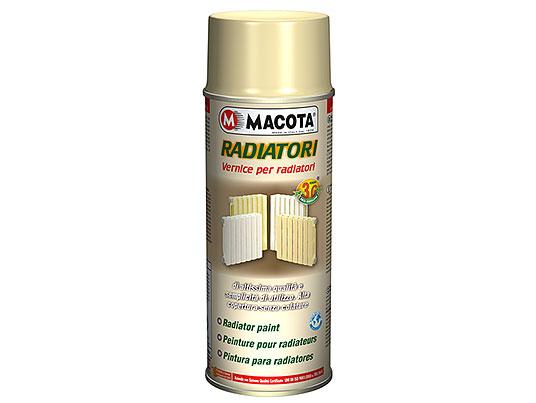 Vernice per radiatori resistente al calore 150 c ral 9010 for Vernice per termosifoni