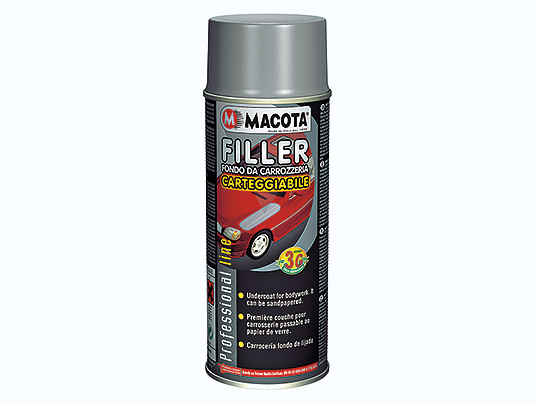 Filler  - Fondo Spray per Carrozzeria