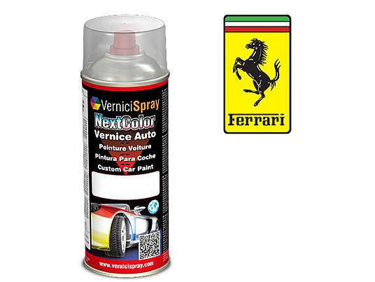 Colori Vernici Auto : Vernice spray per ritocco auto ferrari tutti i modelli 703 canna di